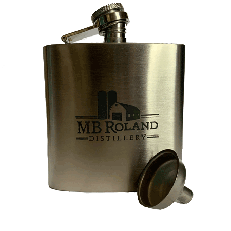 6oz Flask with Funnel