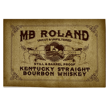 Kentucky Straight Bourbon Whiskey Postcard